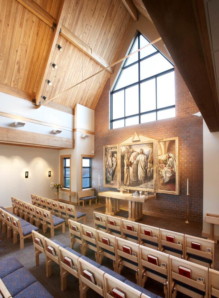 Christ Evangelical Lutheran Church Uwrs Uihlein Wilson